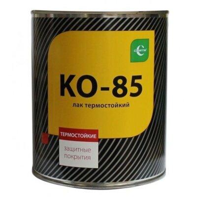 Лак CERTA КО-85 бесцветный термостойкий 250°С