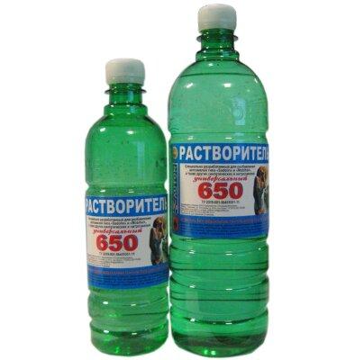 Растворитель № 650 универсальный Auton Воронеж