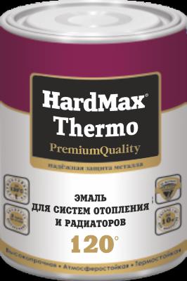 Эмаль для систем отопления и радиаторов HardMax Thermo 120°С