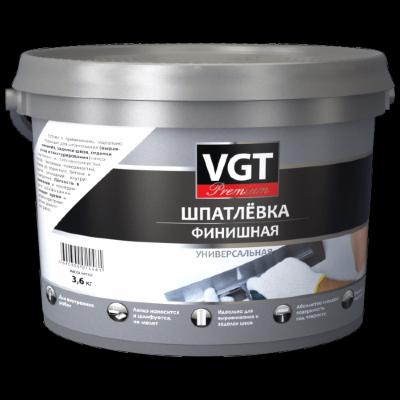 Шпаклевка финишная VGT Premium