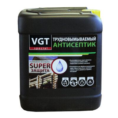 Антисептик  трудновымываемый  VGT